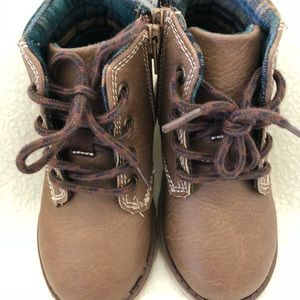 Toddler Boys Ankle Boots
